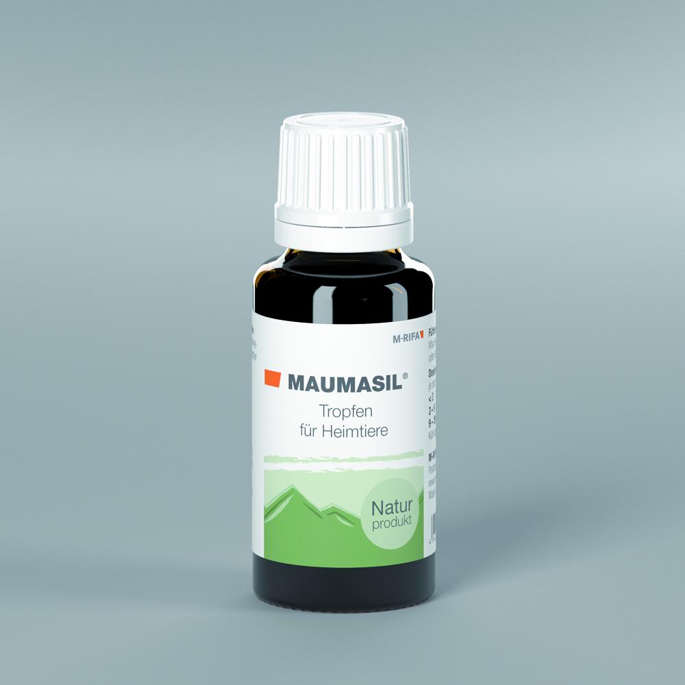Maumasil® Tropfen für Tiere (20ml)