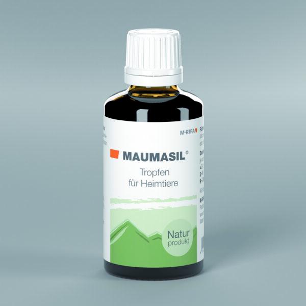 Maumasil® Tropfen für Tiere (50ml)